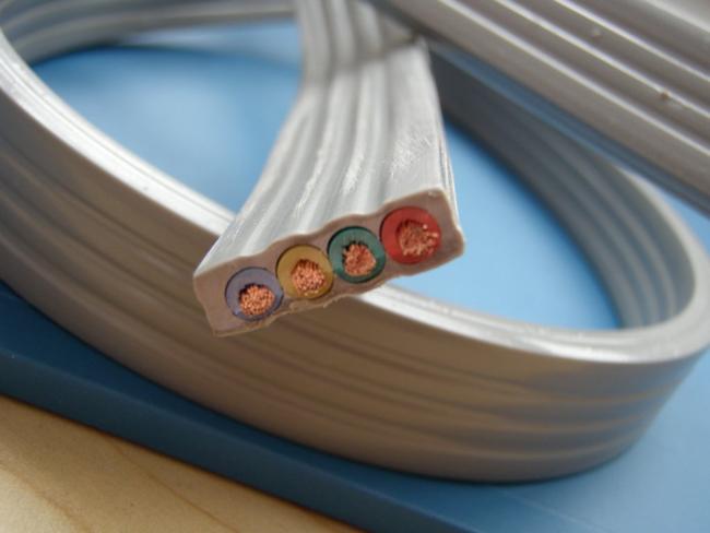 TVVBP、TVVBG、TVVBPG、TVVBPG-TV屏蔽电梯扁平电缆