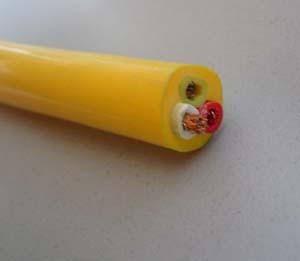 硅橡胶绝缘(阻燃)软电力电缆