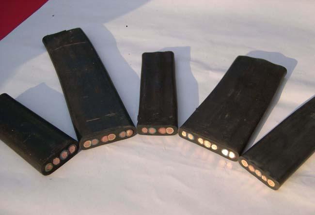 YFFB-FJL,YFFB-JL,YFFB-L,YEFPB丁睛聚氯乙烯绝缘及护套扁平软电缆