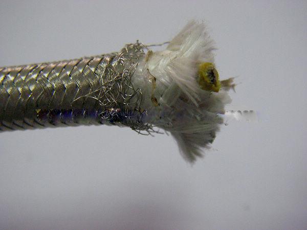 KX-FBRP玻璃纤维编织热电偶用补偿导线