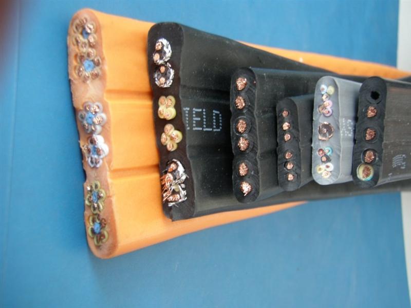 YFGB-0 6/1 3*35mm2扁形电缆(扁电缆)