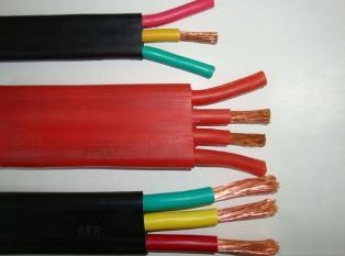 YGCB/YGGB-VFRP,YGCB/YGGB-F46RP-5*2.5,5*4,5*6耐高温扁电缆