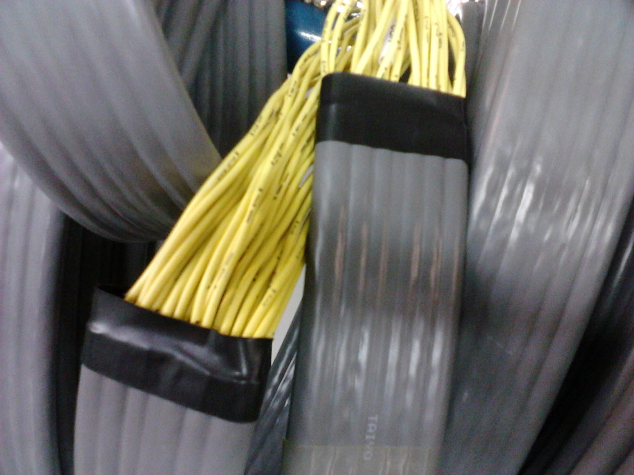 YVFRB,YVFRPB丁腈绝缘和护套电力软扁电缆