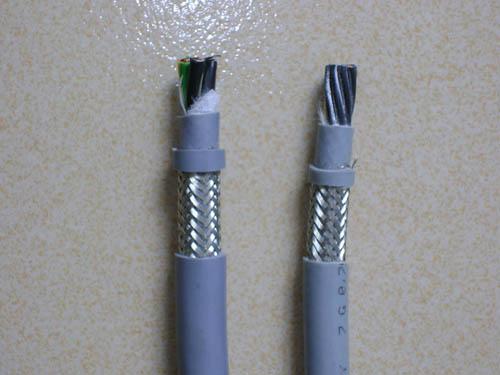 镀银屏蔽电缆