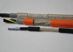 TRVVSP移动高柔性拖链屏蔽电缆