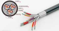 WBAFPU 3×3×19×0.15  油槽内分组电缆