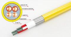 WBYFPF 4×19×0.2 耐油信号电缆