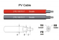WDZ-BYJF 3*10+1*6辐照交联电线