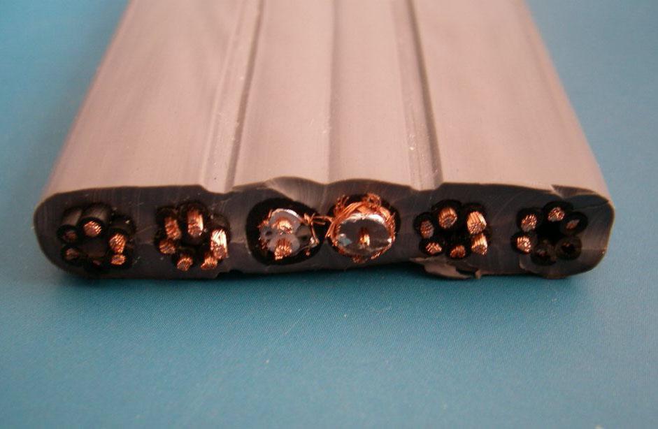 扁电缆/龙门专用扁电缆/行车专用扁电缆/天车专用扁电缆