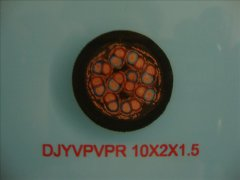 DJYVPVPR 0.3/0.5KV 10*2*1.5 计算机屏蔽电缆
