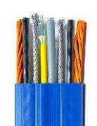 YVVB,YFVB热塑弹性耐曲挠扁平控制电缆