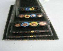 YVVB,VVRB,YVVRB扁平控制电缆
